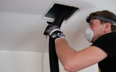Air Duct Cleaning 101: Improving HVAC Life (and Your Health)